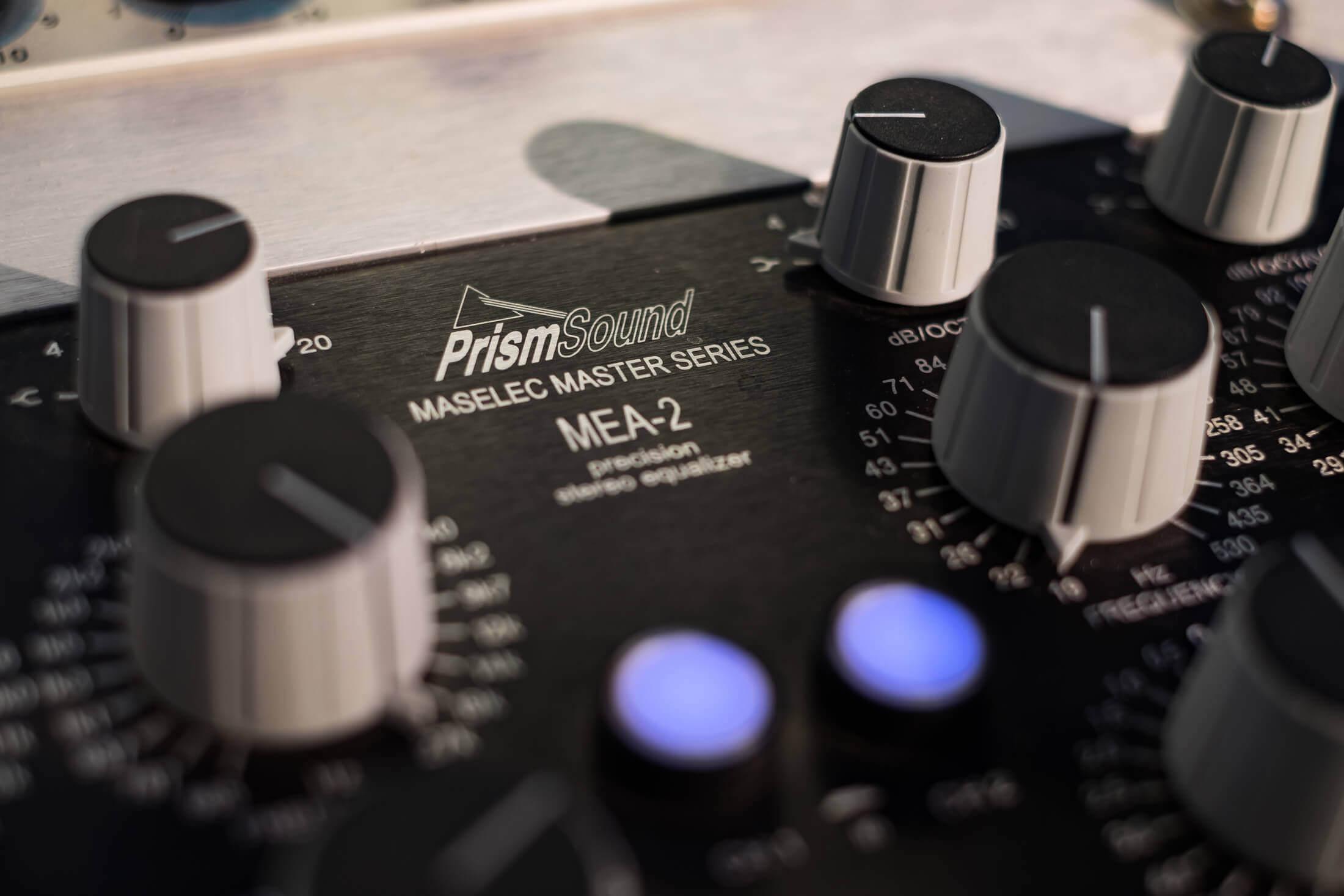 Hafod Mastering Studio - Mastering World Studios